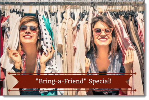"""""""Bring-a-Friend"""" Special Speak Up Offer! Learn the Tricks to Become a Dynamic Speaker!"""