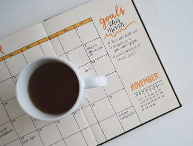 The Power of Unscheduling Your Calendar: Giving Priority to Typically Unstructured Activities