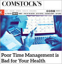 Poor Time Management is Bad for Your Health